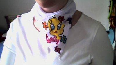 foulard titty