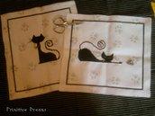 BLACK CAT 1 e 2