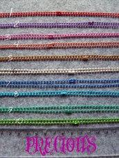 Catena colorata pallini