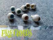 Occhi per bambole e peluche