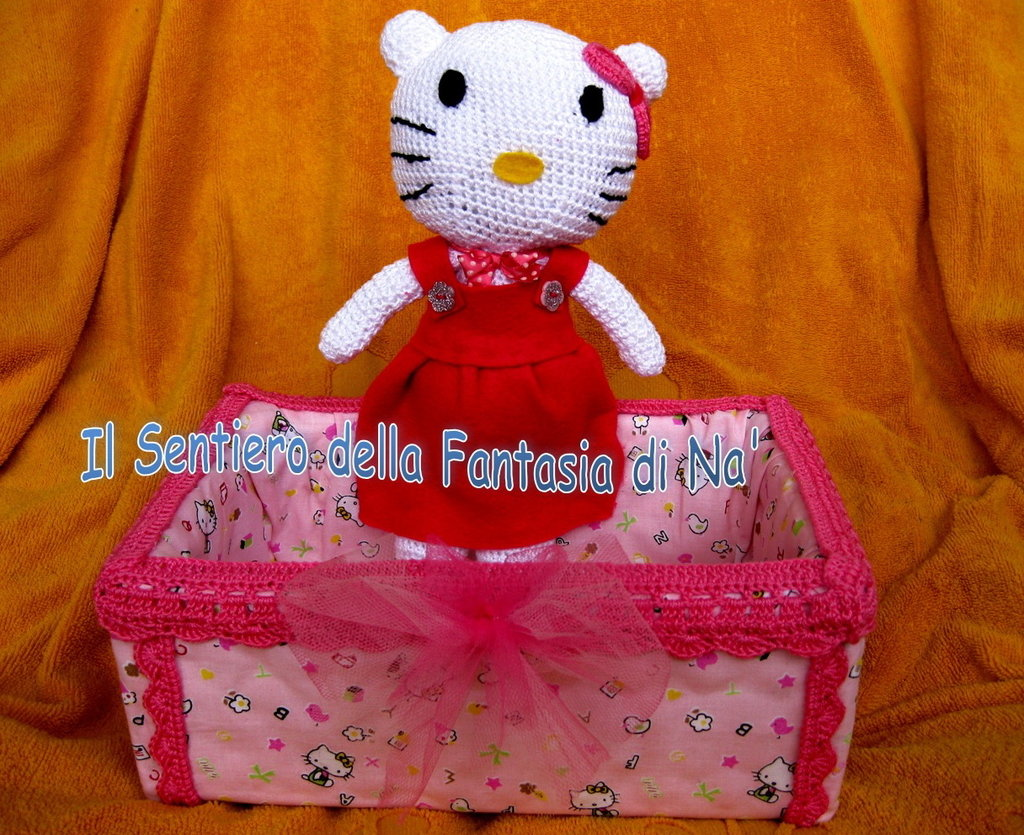 Amigurumi Hello Kitty