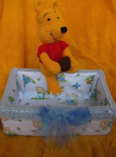 Amigurumi Winnie the Pooh