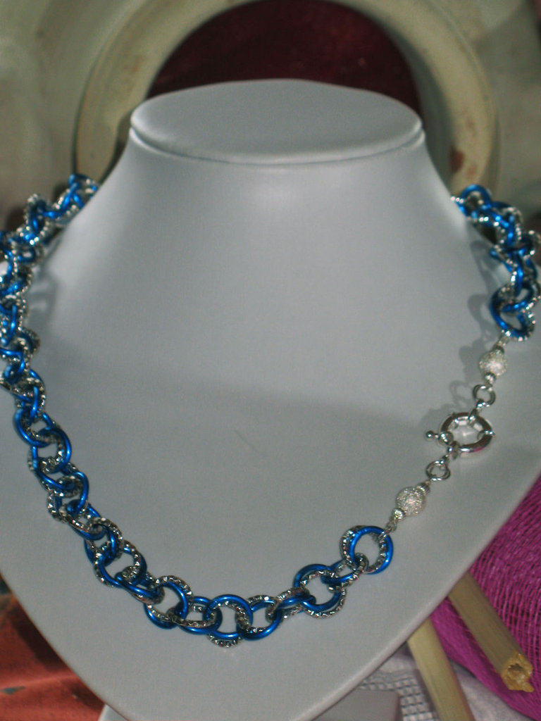 Collana CHAINMAILLE SWARO