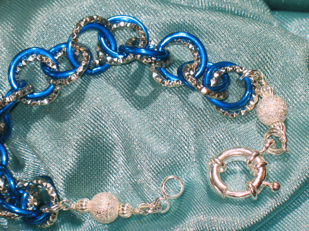 Bracciale CHAINMAILLE SWARO