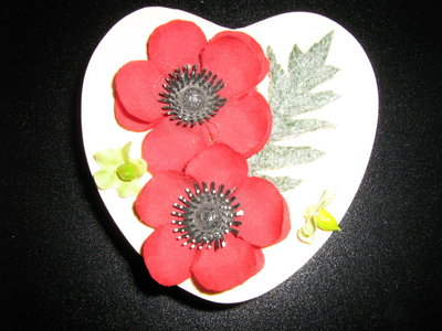 un cuore... floreale!