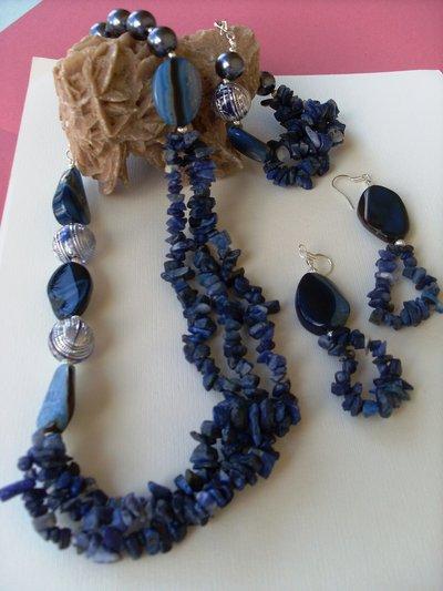 Moda mare in blu