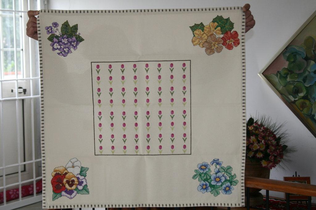 Centro tavola con fiori