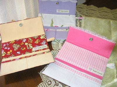 Portafoglio rosa