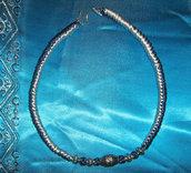 Collana Blu&Argento