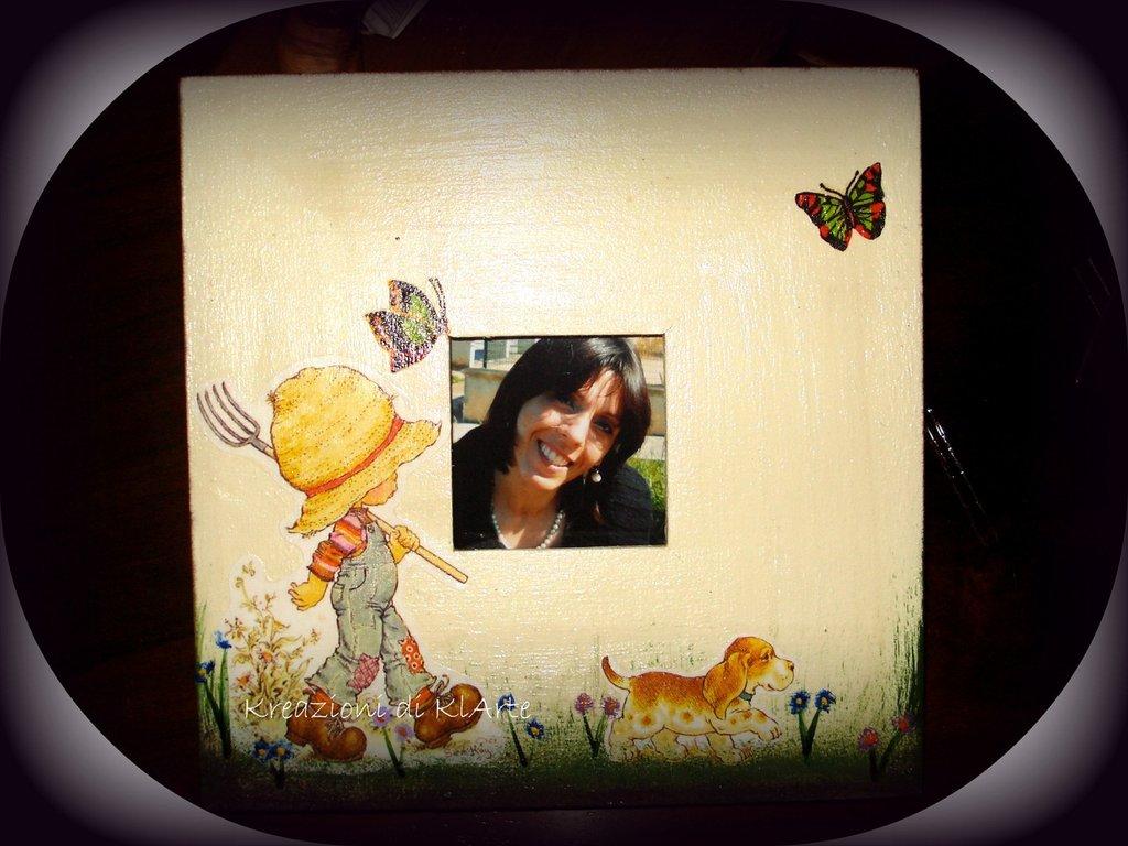 Portafoto da muro Sarah Kay