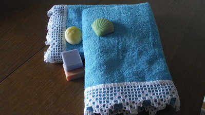 toallas de mano  - asciugamani