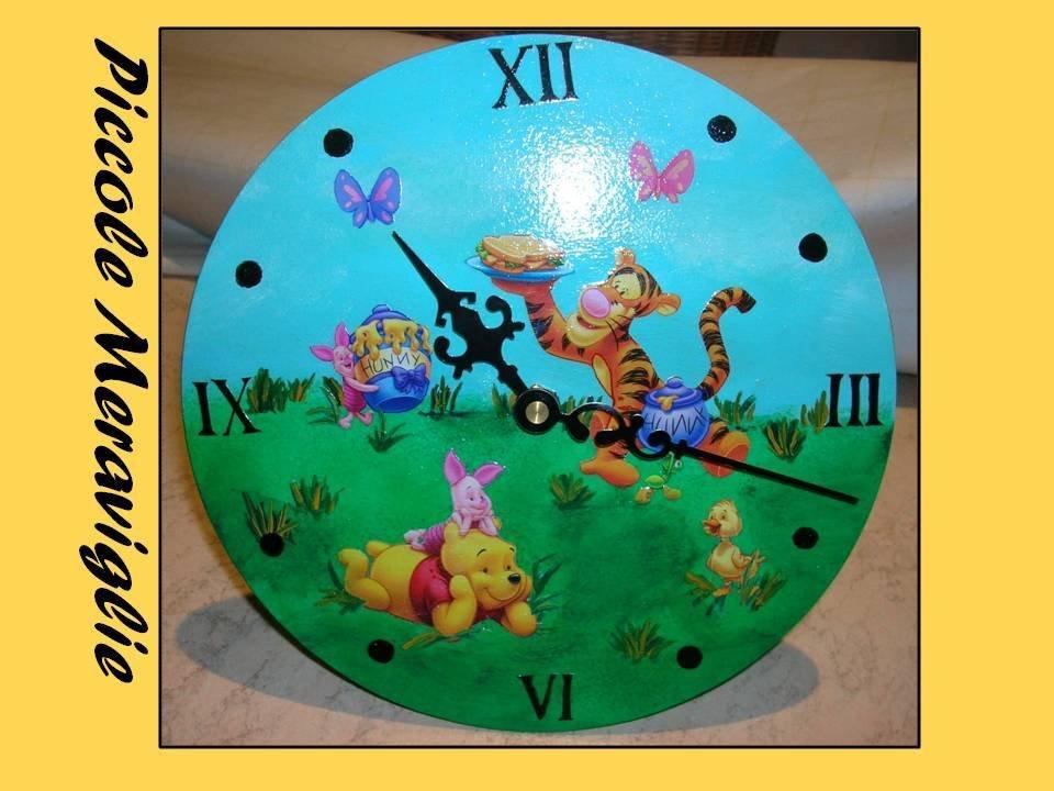 Orologio Winnie The Pooh