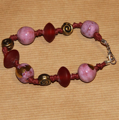 "Bracciale""soft colours"""