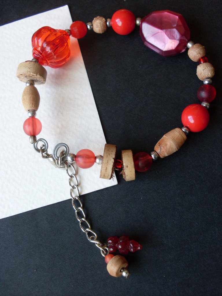 mod.EASYMOON-RED   bracciale