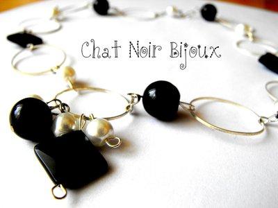 Collana Black & White