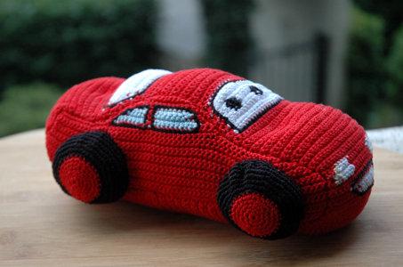 "Giocatolo macchinina in stile ""Cars"""