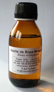 Aceite de Rosa Mosqueta puro