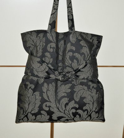 BIG BIG CANDY BAG. Italian tapestry bag.