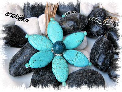 TUTORIAL fiore in pietra dura
