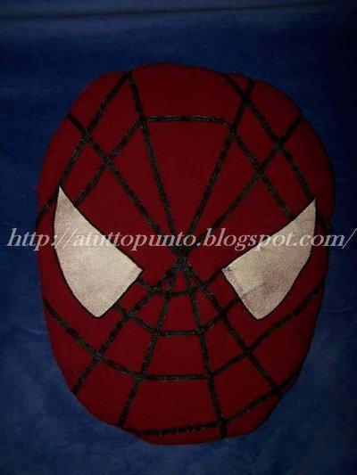 Portapigiama Spiderman - Cod. 0046CC