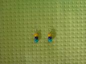 orecchini palline