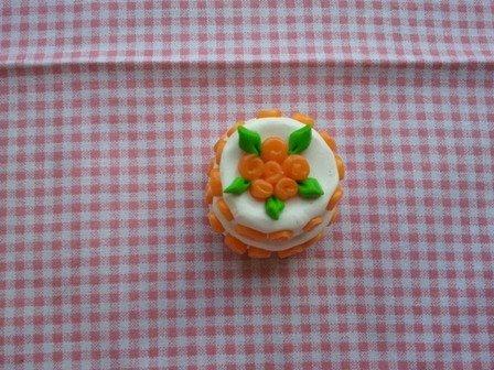 calamita torta glassa e arance