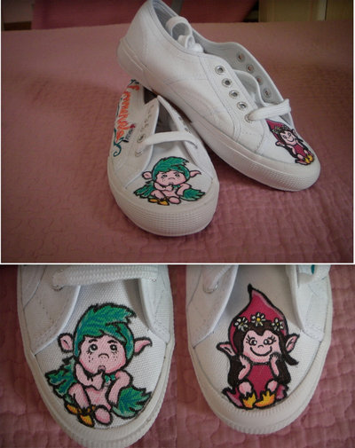 """scarpe """"elfiche"""""""