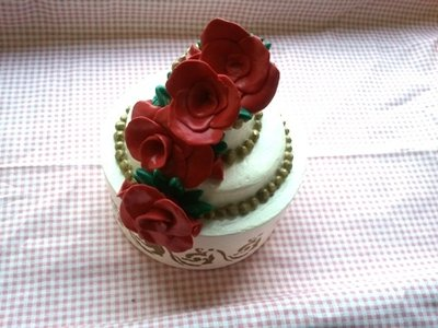 scatola wedding cake