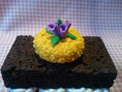 calamita torta mimosa