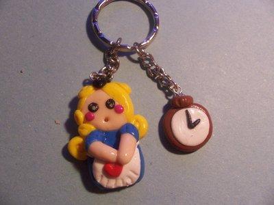 Portachiavi Alice in Wonderland... =)