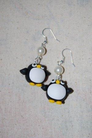 Orecchini Pinguini