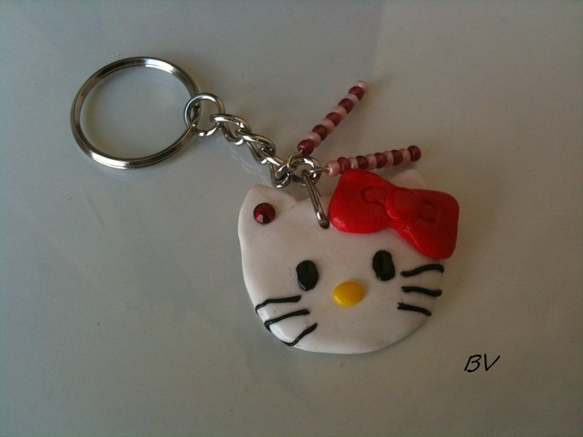 Portachiavi Hello Kitty
