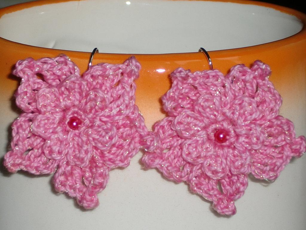 Monachelle fiore rosa