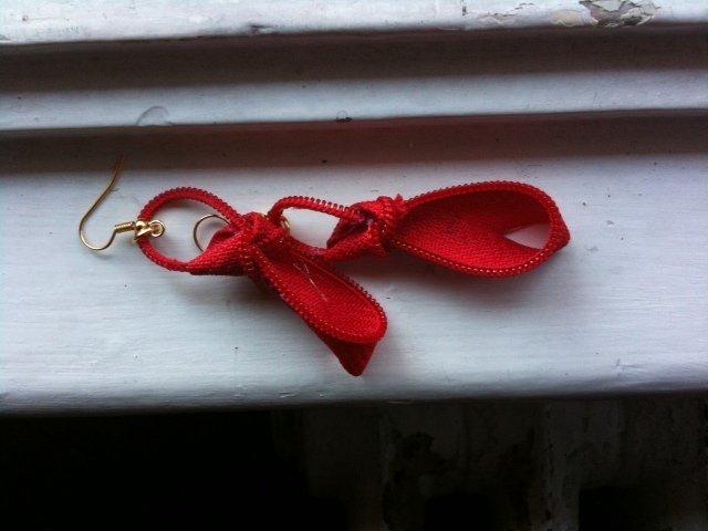 Rosso zip