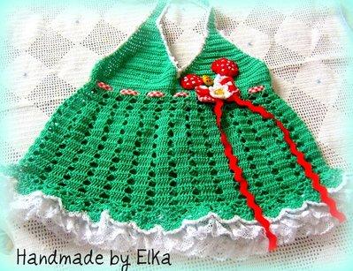 Top Bambina Donna Abbigliamento Di Elka Su Misshobby