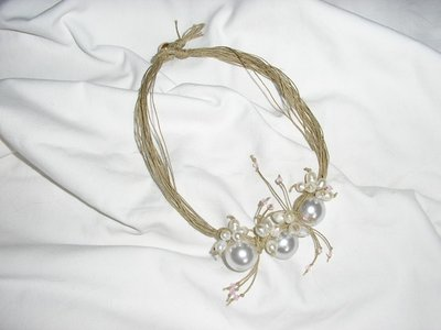 Collana perle primavera