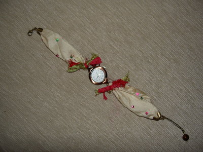 Bracelet/Watch Silk India