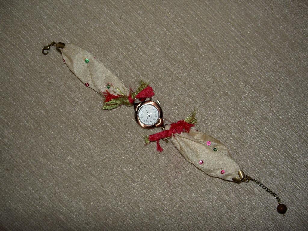 Bracelet/Watch Silk India