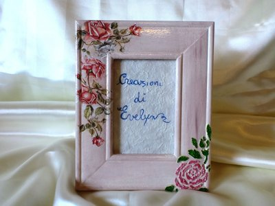 Portafoto romantico (NON DISPONIBILE)