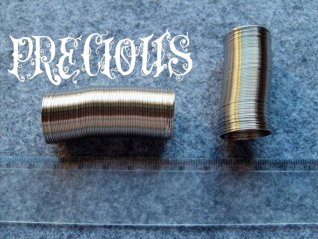 50 giri filo armonico per anelli