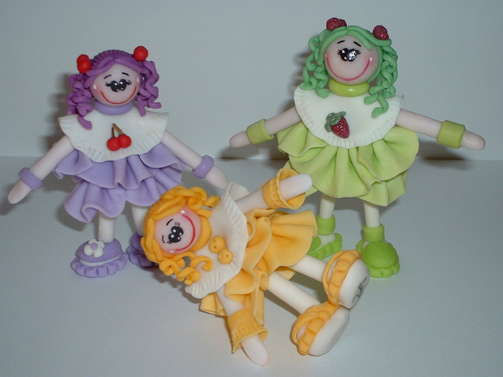 Matilda (bambolina in pasta di mais)