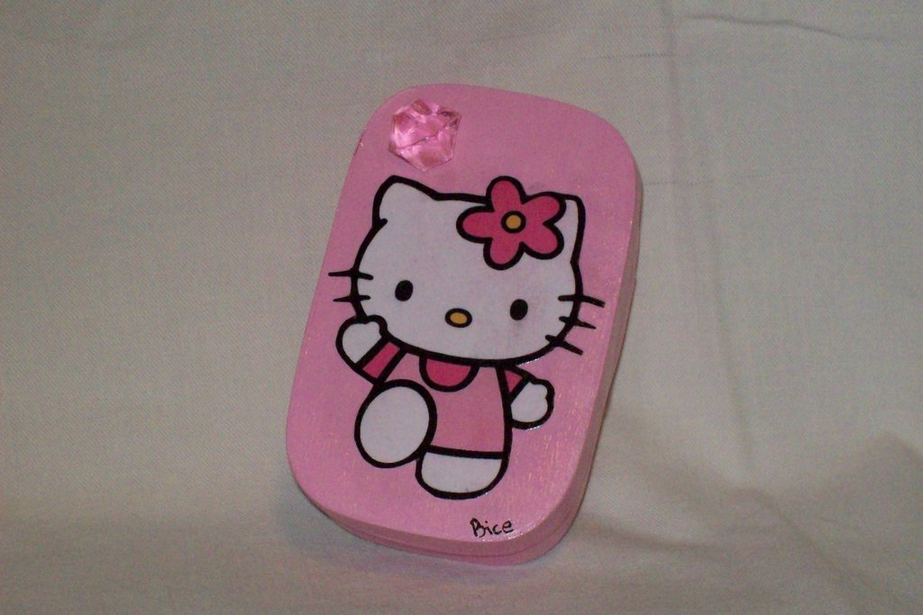 Scatoletta Hello Kitty