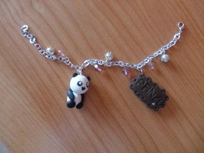 bracciale panda