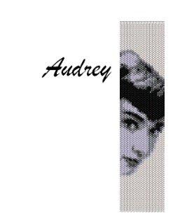 """Griglia peyote """"Audrey"""" /Peyote grid """"Audrey"""""""