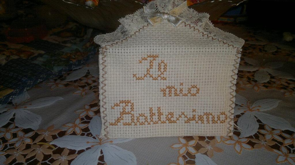 bustina-sacchetto per battesimo