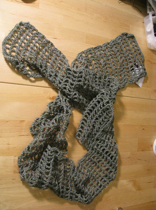 Sciarpina in cotone