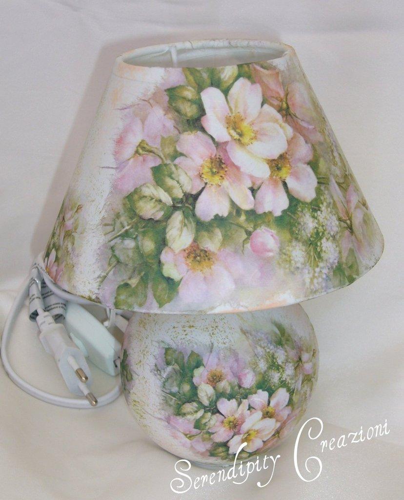Piccola Lampada in Ceramica