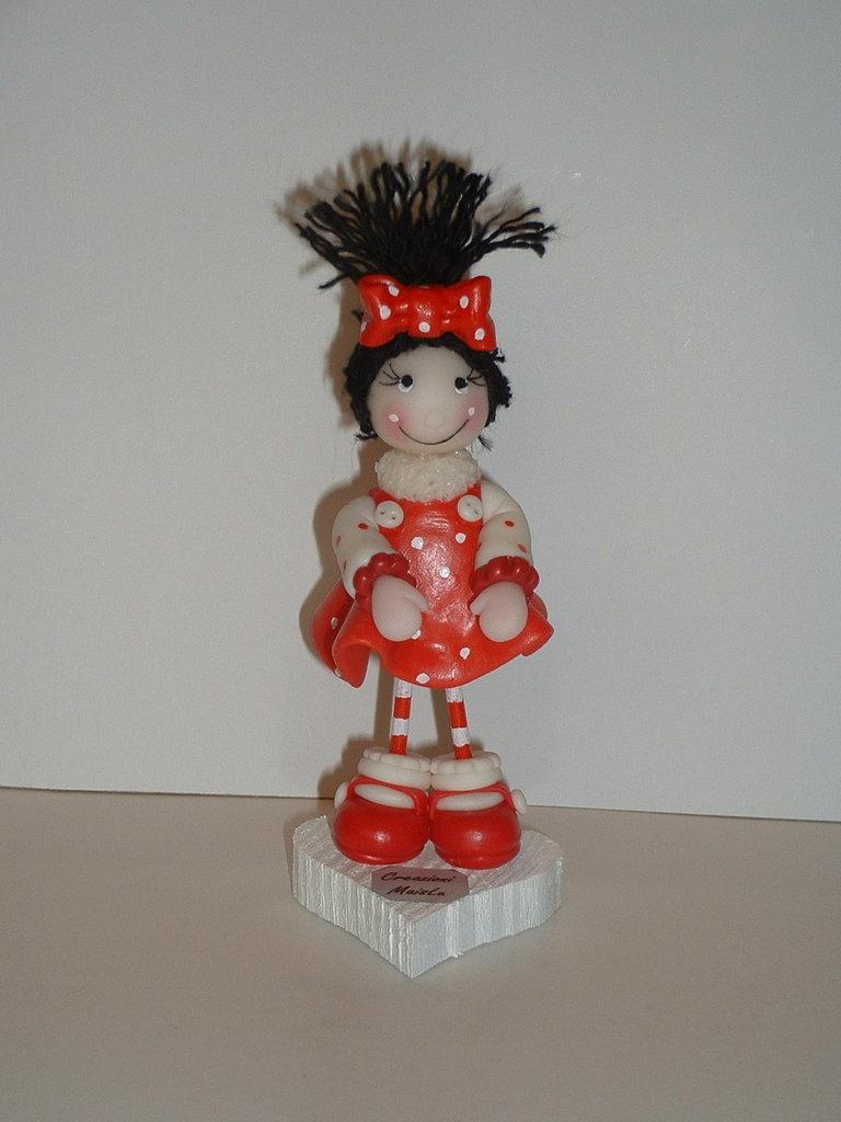 Lulù (bambolina in pasta di mais)