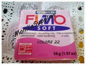 offerta!!!!PANETTO FIMO SOFT STAEDTLER LAMPONE 56 GR POLYMER CLAY
