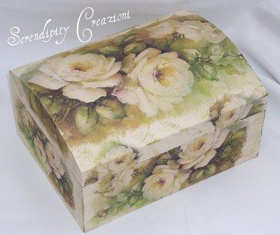 Cofanetto Rose Antiche